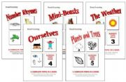 Topic Books - Set of Five